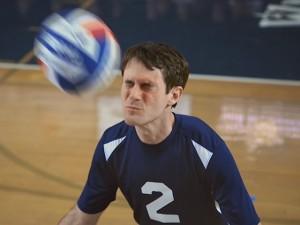 """Cười 24H - Video hài: """"Thánh nhọ"""" chơi bóng chuyền"""