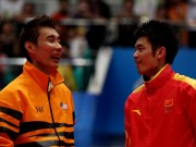 Thể thao - Vỡ mộng kinh điển Lin Dan - Lee Chong Wei