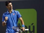 Chi tiết Djokovic - Goffin: ĐIều không thể khác (BK Miami Open)