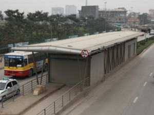 Tin tức trong ngày - Hà Nội sẽ có 8 tuyến xe buýt nhanh, 7 bến xe mới