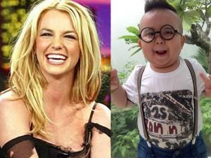 Britney Spears bất ngờ chia sẻ clip về Ku Tin