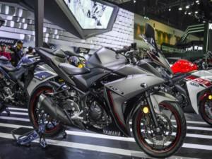 Ô tô - Xe máy - Ngắm Yamaha R3 khoác áo xám cực ngầu