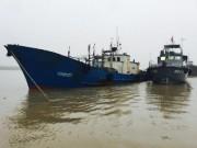 Tin tức trong ngày - Bắt tàu Trung Quốc xâm phạm chủ quyền biển Việt Nam