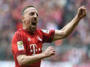 """Bóng đá - Bayern Munich – Frankfurt: Tuyệt tác của """"Gã mặt sẹo"""""""