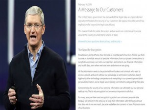 Cuộc chiến FBI và Apple: Nhìn lại dòng thời gian