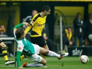 Bóng đá - Dortmund - Bremen: Bừng tỉnh đúng lúc