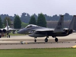 Thế giới - Mỹ điều chiến đấu cơ F-15 tới châu Âu đề phòng Nga