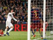 """Bóng đá - Barca thua đau Siêu kinh điển: Mặt đất """"êm ái"""""""