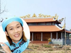 Phim - Nhà thờ tổ của Hoài Linh tiếp tục được thi công