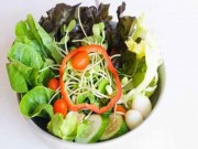 Sức khỏe đời sống - Ăn chay lâu ngày làm tăng nguy cơ ung thư ruột, tim mạch