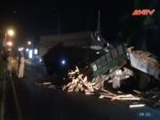 Tai nạn giao thông - Bản tin an toàn giao thông ngày 4.4.2016