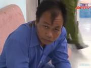 Video An ninh - Tâm thần giết người vì hoang tưởng bị đầu độc