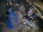 Bạn trẻ - Cuộc sống - Xót xa cụ 81 tuổi sống một mình trong căn nhà rách nát