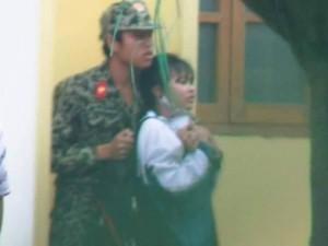 An ninh Xã hội - Nam thanh niên tẩm xăng, dọa đốt nữ sinh trong trường y