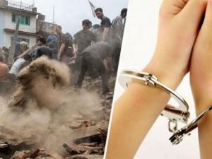 Thoát động đất kinh hoàng, trẻ em Nepal bị bán làm nô lệ