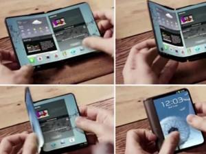 Thời trang Hi-tech - Samsung sẽ bán điện thoại gập năm 2017