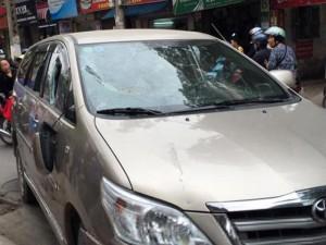 Tin tức trong ngày - Nhân chứng kể lại giây phút lái xe bỏ chạy gây náo loạn phố
