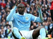 Bóng đá - Tin HOT tối 4/4: Yaya Toure sẽ rời Man City