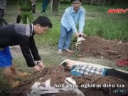 Video An ninh - Xác thiếu nữ lõa thể, cháy đen ven rừng tràm (P.Cuối)