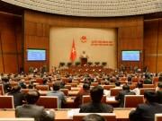 Tin tức trong ngày - Hoãn công bố kết quả bầu 2 tân Phó chủ tịch Quốc hội