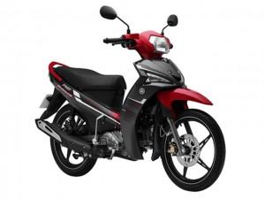Ô tô - Xe máy - Yamaha ra mắt Sirius Fi có màu áo mới