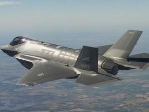 Thế giới - Máy bay chiến đấu F-35 ném thử siêu bom 4,5 tạ