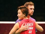 Thể thao - Cầu lông: Siêu sao Đan Mạch & cú smash ngược vi diệu