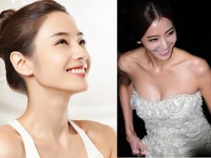 """Làm đẹp - Nhan sắc của """"búp bê"""" có vòng 1 gợi cảm nhất xứ Hàn"""