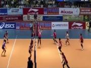 Thể thao - Bóng chuyền: Thông tin Liên Việt Postbank giữ mạch toàn thắng