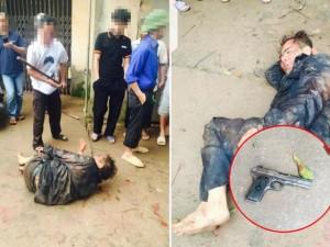 Tin tức trong ngày - Nghi phạm trộm chó nổ súng bắn trả người dân đã tử vong