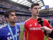 Bóng đá - Biến động Chelsea: Conte đến, Courtois-Costa ra đi