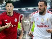 Bóng đá - Bayern Munich - Benfica: Lạnh lùng ra đòn