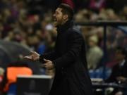 Bóng đá - Simeone cay cú với thẻ đỏ của Torrres