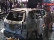 Video An ninh - IS đánh bom liều chết tại Iraq, 80 người thương vong