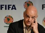 Bóng đá - Nóng: Tân Chủ tịch FIFA dính nghi án trốn thuế tai tiếng