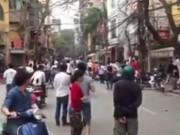Tin tức trong ngày - Vụ công an nổ súng giữa Thủ đô: Tạm giữ 1 đối tượng
