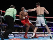 Thể thao - Boxing: Tung seri đấm hạ đối thủ trong 101 giây