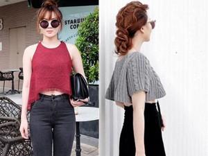 Thời trang - Nàng mũm mĩm, hãy học Yến Nhi để mặc đẹp