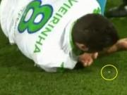 """Bóng đá - Kroos khiến đối thủ """"rơi"""" răng, Bale đòi 11m"""