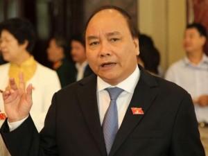 Tin tức trong ngày - Ông Nguyễn Xuân Phúc làm Thủ tướng Chính phủ