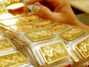 Tài chính - Bất động sản - Vàng tiếp tục giảm, USD tăng mạnh giá bán ra