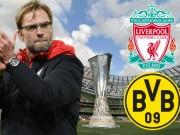 """Bóng đá - Dortmund – Liverpool: Khi Klopp là """"gạch nối lịch sử"""""""