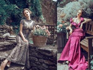 Thời trang - Mê mẩn với loạt váy áo dạ tiệc lộng lẫy, gợi cảm