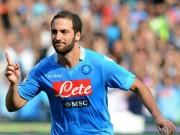 Bóng đá - Higuain nã đại bác trong top bàn thắng vòng 31 Serie A