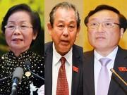 Tin tức trong ngày - Miễn nhiệm Phó Chủ tịch nước, Chánh án TAND, Viện trưởng VKSND Tối cao
