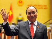 Tin tức trong ngày - Tân Thủ tướng: Quyết liệt phòng chống tham nhũng, lãng phí