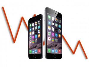 Dế sắp ra lò - Doanh số iPhone vẫn giảm dù iPhone 7 xuất hiện