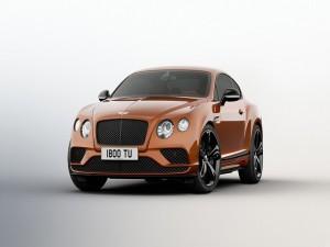 Bentley Continental GT Speed mới tăng sức mạnh, công suất 642 mã lực