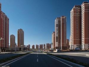 """Thế giới - Bên trong thành phố """"ma"""" lớn nhất Trung Quốc"""