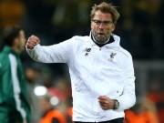 """Bóng đá - Klopp: """"Nhiều người nghĩ Liverpool sẽ thua 0-4"""""""